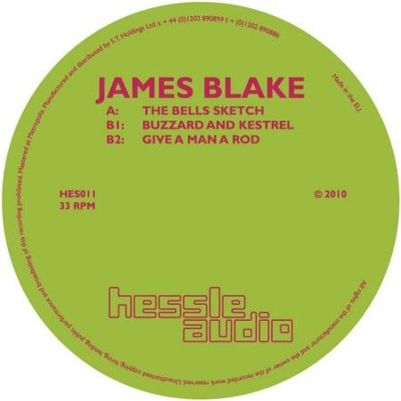 James Blake The Bells Sketch