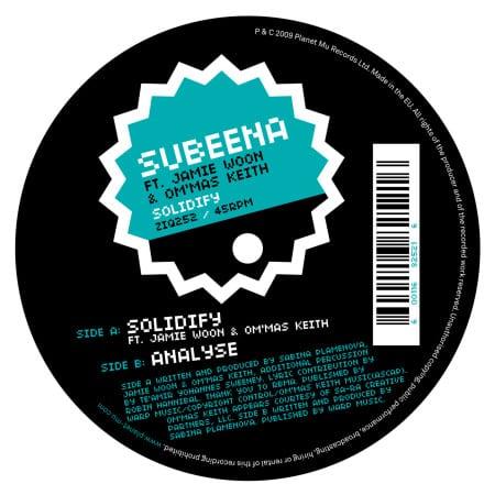 Subeena Solidify