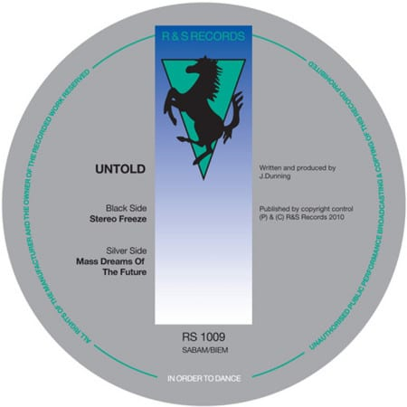 Untold Stereo Freeze