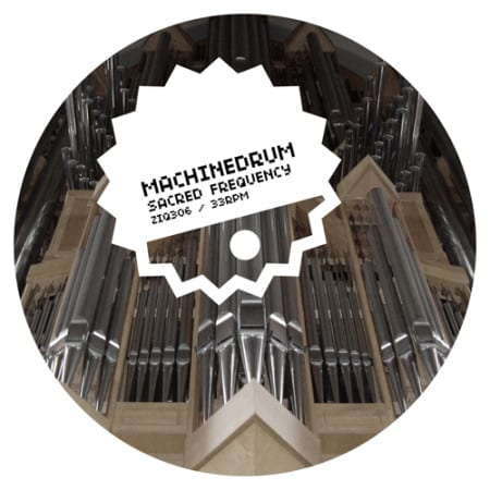 Machinedrum Sacred Frequency EP