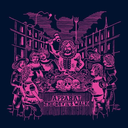 Apparat-Devil's-Walk
