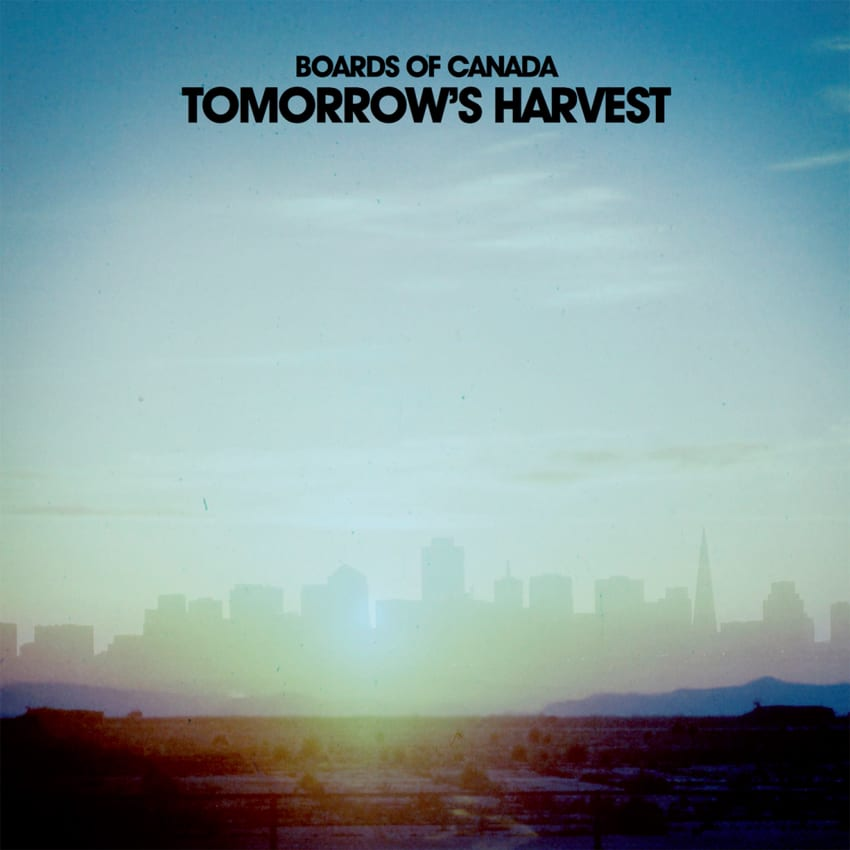 Boards of Canada: Tomorrow's Harvest - Inverted Audio