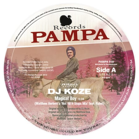 DJ-Koze-Amygdala-Remixes #1