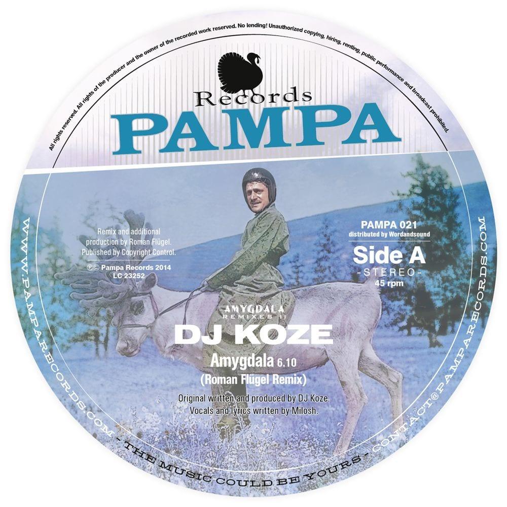 Roman Flügel & Robag Wruhme Remix DJ Koze - Inverted Audio