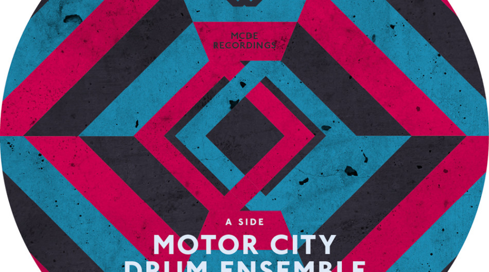 Marcellus pittman mike huckaby recloose remix mcde raw for Motor city drum ensemble raw cuts 3