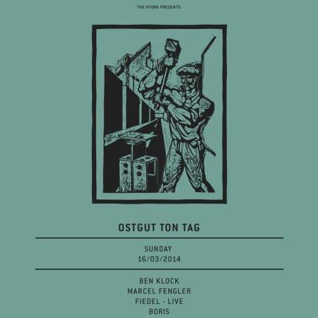 The-Hydra-Present-Ostgut-Ton-Tag-With-Ben-Klock,-Marcel-Fengler,-Fiedel,-Boris