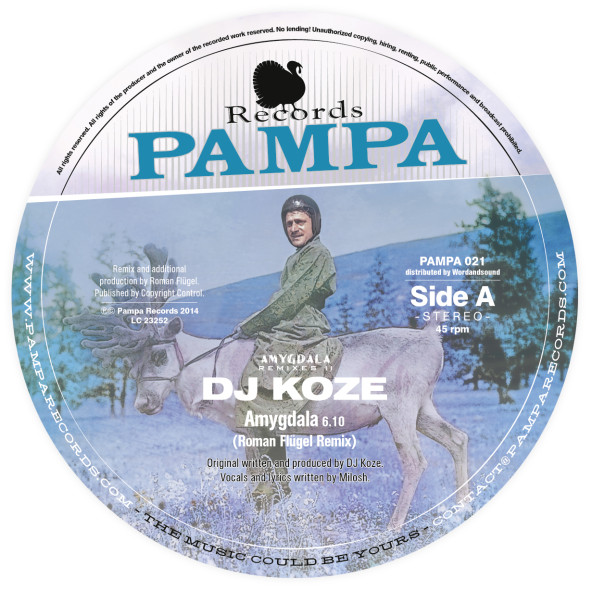DJ Koze: Amygdala Remixes #2