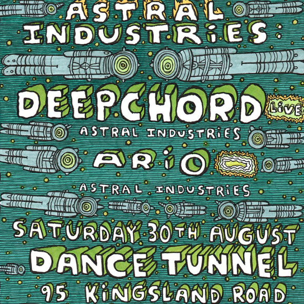 Astral Industries bring Deepchord to Dance Tunnel