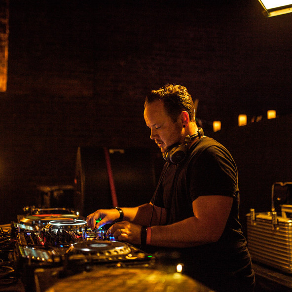 Photos of Superstition's debut event with Marcel Fengler, Clockwork & Avatism, Alex Smoke at Village Underground