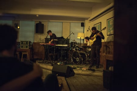 Jaroslav Moravec - Tropics live at Shoreditch House for Inverted Audio