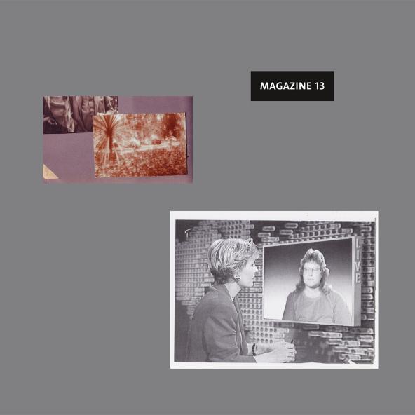 Barnt: Magazine 13