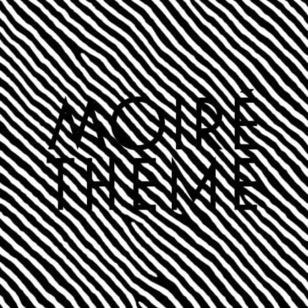 Moire-Theme