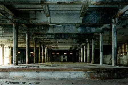 Mayfield Depot shot by Jan Chlebik.
