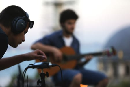 sacha recording