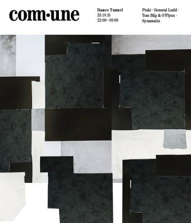 Commune-Poster