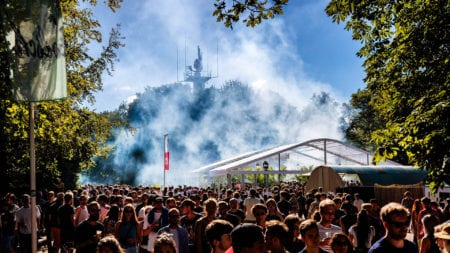 Dekmantel Festival // The Greenhouse