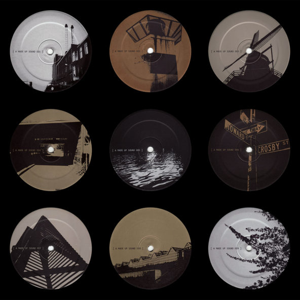 Visual Retrospective: Dave Huismans reflects on A Made Up Sound