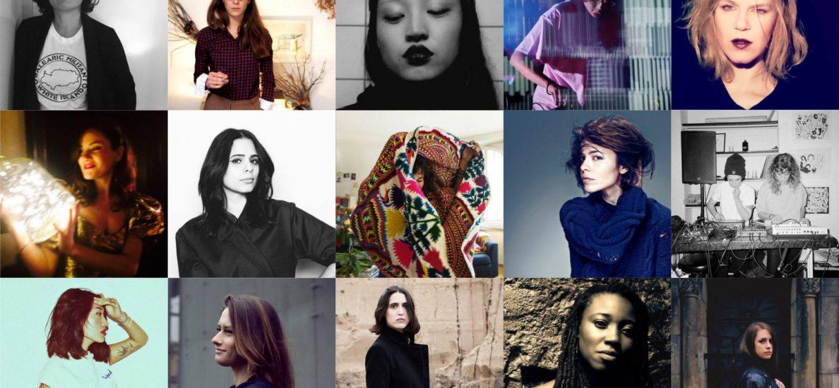 Celebrating Women in Electronic Music