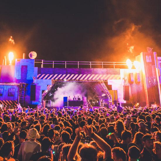 Farr Festival 2018: Mount Kimbie, Claro Intelecto, DJ Richard, Skee Mask, Rezzett, Galcher Lustwerk