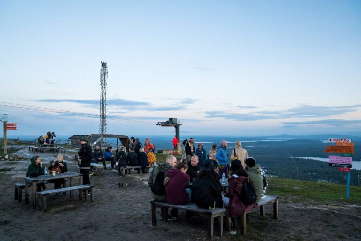 Review: Raving under the Midnight Sun: Solstice Festival