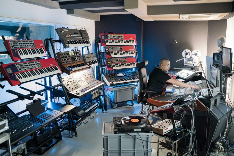 Anthiny Rother Studio 1