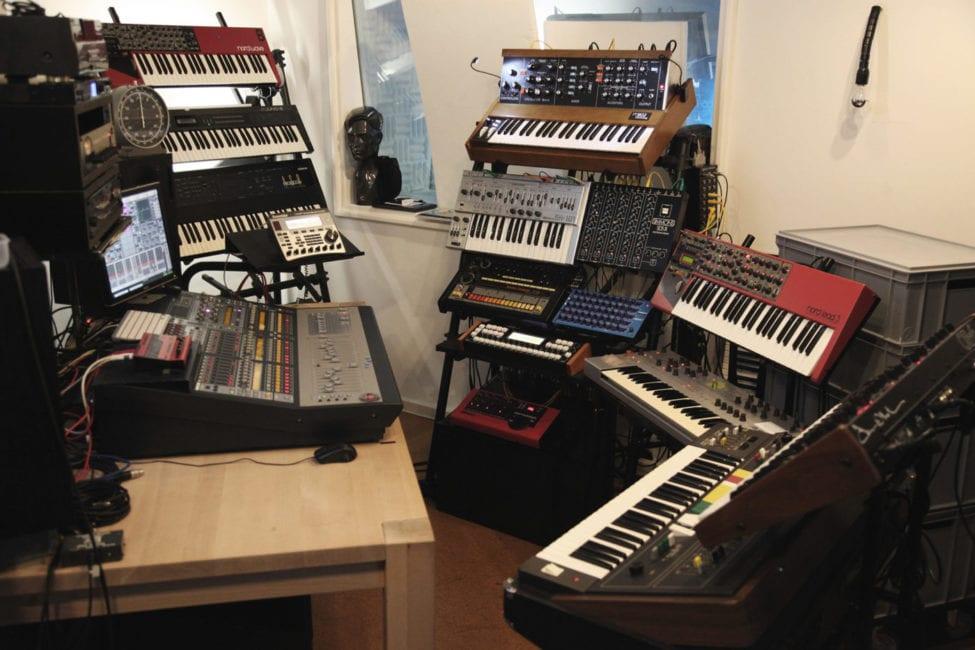 Anthony Rother Studio 3