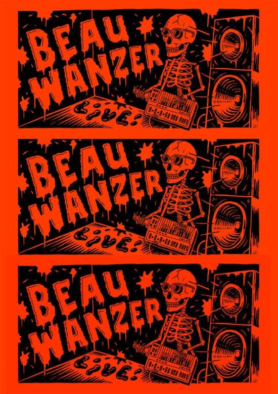 Beau Wanzer Poster