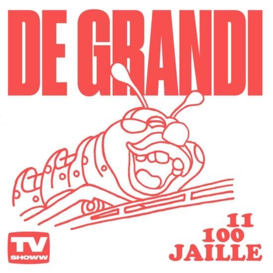 Cover De Grandi 11 100 Jaille