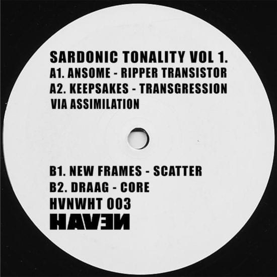 Sardonic Tonality Vol1